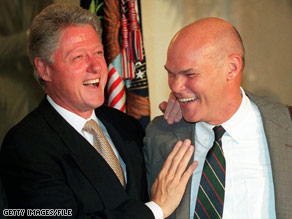 clinton carville